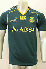 South Africa Springboks Home 2013/14 Rugby Jersey Shirt - Size (S, M, L, XL,XXL)
