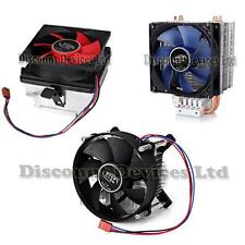 Cpu Fan Cooler Intel lga775/1150/1155 / 1156 Amd fm1/am3/am2 + / Am2/939/754