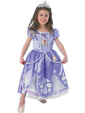 Deluxe Disney Princess Sofia The First Childs Fancy Dress Kids Costume
