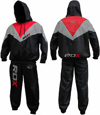 Authentic RDX Survêtement De Sudation Fight Me, Sweat Pour Le Sauna, Ceinture FR