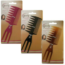 Goody Versa Comb Great 3 in one Hair Comb and Hair Pick Great Mini Comb NEW!