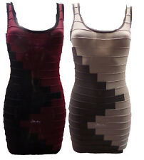 Womens Ladies New Celebrity Style Bandage Bodycon Dress (SD7257) SPECIAL OFFER!