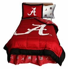 ALABAMA CRIMSON TIDE COMFORTER SET - 1080-0152