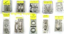 Angling Supplies Sea Fishing Lead Weight Moulds for Boat Beach Pier Carp etc