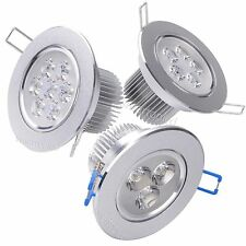 9W 15W 18W LED Ceiling Down Light Recessed Cabinet Bulb Warm Cool White Lamp