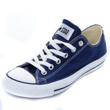 Mens, Womens Converse All Star Low Navy Canvas Pumps Trainers Mens Size