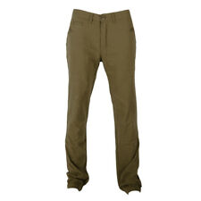 Mens Fly Guy Skinny, Slim Carrot Fit Chino Jeans Trousers Mens Waist Size