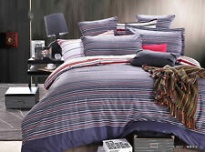 Twin Queen King DUVET COVER SET COMFORTER COVER EGYPTIAN COTTON #008