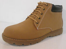 Boys JCDees honey lace up boots N2006
