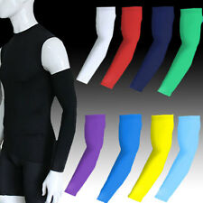 2014 Men's Sports Cycling Basketball Antislip Strech Shooting Hand Arm Sleeve