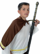 BOY'S BOYS KIDS NEW VIKING MEDIEVAL FANCY DRESS COSTUME HISTORICAL BOOK DAY WEEK
