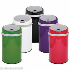 Colour Pop Automatic Sensor Bin - Touchless Waste Bin - 50L And 42L With Liner