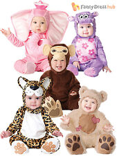 Boys Girls Baby Fancy Dress Up Animal Costume Halloween Infant 6 12 18 24 months