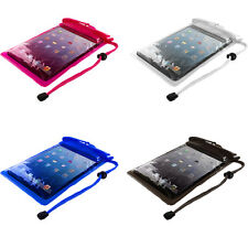 Color Waterproof Pouch Dry Bag Water Proof Case Cover Holder For Tablets