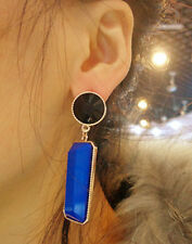 Europe and the United States wholesale Bohemia bump color exaggeration earrings