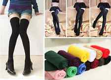 Mini Womens Lady Girls Hot New Fashion Over Knee Thigh High Stockings Sexy Socks