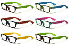 New DG Eyewear Women's Fashion Clear PRESCRIPTION Rx Atractive Glasses  R2037DG