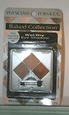 PHYSICIANS FORMULA Baked Collection Wet/Dry Eye Shadow  sealed choose