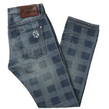 Billionaire Boys Club Ice Creame H-Stitch Denim Smart Cut BBC Gravel Jeans $228