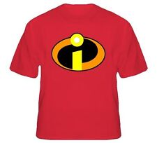 The Incredibles Movie Logo T shirt tshirt t-shirt tee Sizes XSmall Youth - 5XL