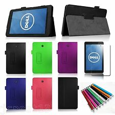 "Specified Leather Case Cover+Gift For 8"" Dell Venue 8 2013 Android Tablet DZWY"