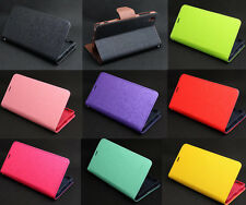 Deluxe Wallet Leather Skin Flip + Tpu Skin Case Cover For Sony Xperia Z1 / L39H