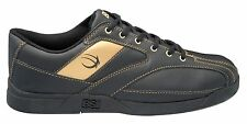 BSI Mens 571 Bowling Shoes Right or Left Handed Black Gold Quality STOP RENTING