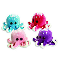 Turtley Awesome Octopus Soft Toy 25cm - ONE piece. Quality Plush by Keel. New