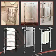 HUGE SALE! NWT Traditional Heated Towel Rails, Radiators, Wall & Floor Mounted