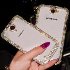 Hot Bling Crystal Diamond Cover Clear Case For Samsung Galaxy S4