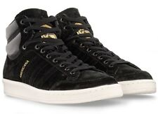 ADIDAS ORIGINALS 2013 FW 3 STRIPES MENS AMERICANA HI SNEAKERS SHOES G96846 BLACK
