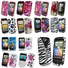 Colour Printed Case Cover For Various HTC Mobile Phone