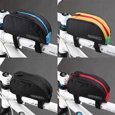 Roswheel Outdoor Mountain Bike Cycling Frame Front Top Tube Bag Bicycle Pouch