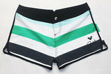NWT Women's SURF BOARDSHORTS Swimwear Roxy CASUAL SHORTS Athletic Apparel Pants