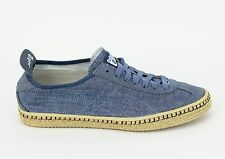 Onitsuka Tiger Mexico 66 Espadrille Men D337N.56 Blue Chambray
