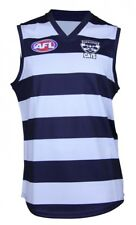 Geelong Cats Official AFL Replica Adults Home Guernsey