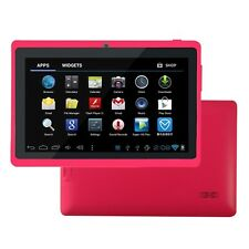 "New Color 7"" Capacitive Android 4.1 Tablet PC 1.5GHz 4G 512MB WIFI 3G A23 Q88"