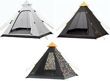 EASY CAMP TIPI STYLE 4 PERSON/MAN/BERTH TENT CAMPING FESTIVAL TRAVEL NEW