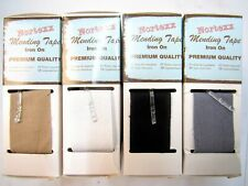 Iron On Mending Repair Tape - Fixing Fabric Tape - Everfast - Made in UK (E635)
