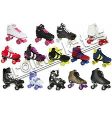 Rookie Roller Boys, Girls, Kids & Adults Quad Skates Rollerskates