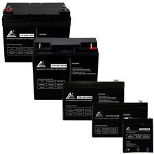 Sealed Lead Acid Battery 12V 6V 18AH 12AH 10Ah 9AH 8AH 7.2AH 7AH 5AH 4.5AH