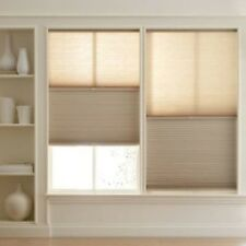 JCPenney CORDLESS NIGHT DAY ROOM DARKENING PLEATED CELLULAR SHADE RETAIL TO $165