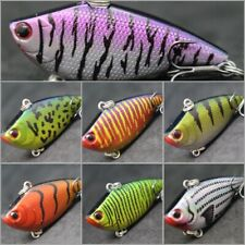 2 1/4 inch 1/3 oz Lipless Trap Sinking Fishing Lures For Bass Fishing L540