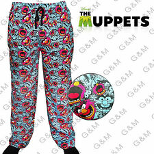 Mens Character Lounge Pants Pyjamas Pj Trousers Bottoms Nightwear Comic Cartoon