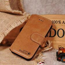Phoenix Luxury Leather Case Stand Wallet Flip Cover For iPhone 5 5S Accessory