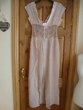 Fleur Of England Nude Boudoir Gown Available In S/M And M/L BNWT (180/48)