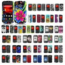 Hard Case Protective Snap-On Plastic Cover Skin For ZTE Concord II Z730