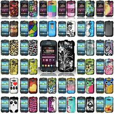 Hard Case Snap-On Cover Skin For Samsung Galaxy Prevail 2 Galaxy Ring M840