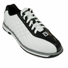 Brunswick Glide Black White Womens Bowling Shoes Left or Right Handed