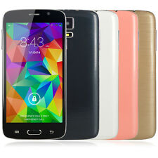 "5"" Unlocked Android 4.4 Smart Phone 16G/8G/4G Dual Core 4GB 3G/GSM/GPS/WIFI AT&T"